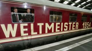 Süddeutsche Zeitung Panorama Deutsche Bahn und die WM 2006