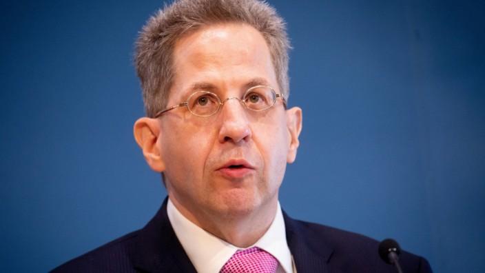Hans-Georg Maaßen Video
