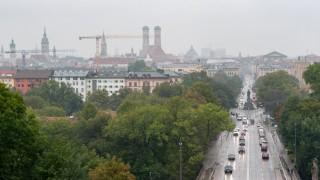In Münchens Luft versteckt sich deutlich mehr Stickstoffdioxid als erlaubt.