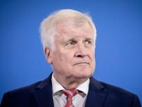 Horst Seehofer CSU Landtagswahl