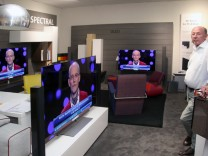 TV-Händler Jürgen Kiffer; Für TV-Geschichte