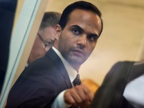 George Papadopoulos, a Trump foreign policy advisor in the 2016 election, is sentenced for lying about his contacts with Russians
