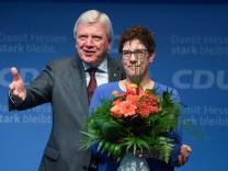 Landesparteitag CDU Hessen