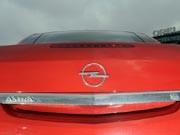 Opel Astra vor dem Werk Bochum, Foto: dpa