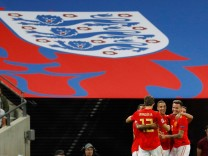 UEFA Nations League - League A - Group 4 - England v Spain