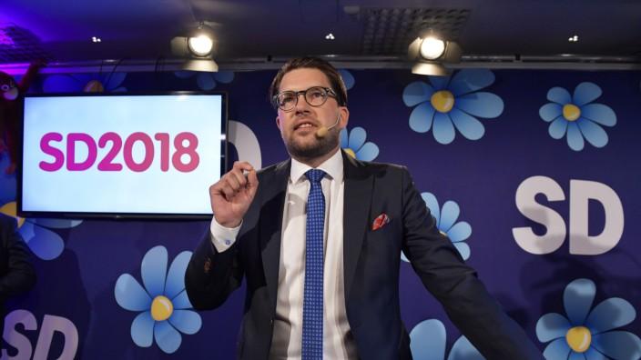 Wahlen in Schweden