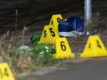 Toter nach Schüssen in Berlin-Neukölln