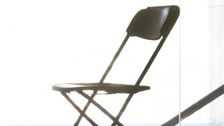 Empty office chairs arranged in circle Empty office chairs arranged in circle PUBLICATIONxINxGERxSU; imago72046612h