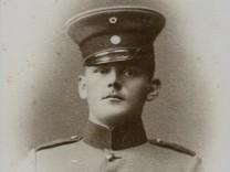 Valentin Osterried Erster Weltkrieg Soldat