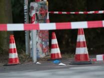Verletzter nach Schuss in Berlin-Neukölln