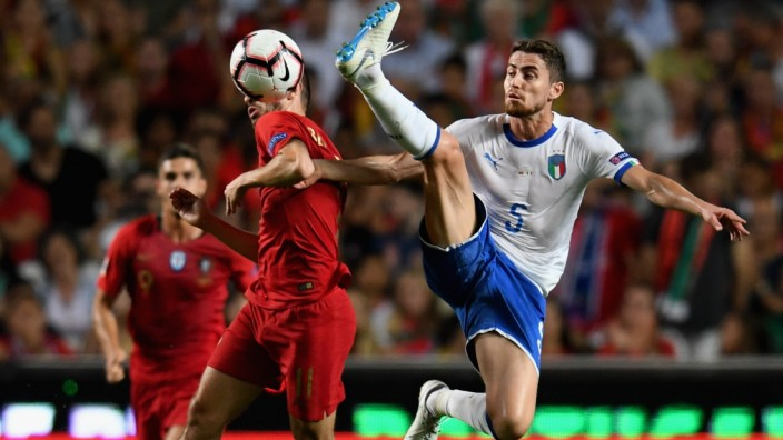 Portugal v Italy - UEFA Nations League A