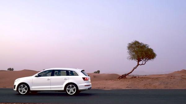Fahrberichte Audi Q7 V12 TDI quattro