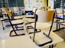 Pressekonferenz vor Schulbeginn