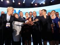 Polen: Die Opposition formiert einen Pakt gegen die Regierungspartei Pis