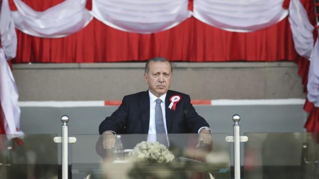 Politik Türkei Terrorismus-Vorwürfe