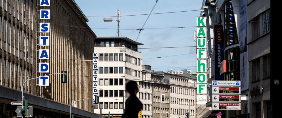 bcf943f2d61db5 Kaufhof und Karstadt  Es geht um Immobilienspekulation - Wirtschaft ...