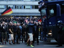 Protests Continue In Chemnitz