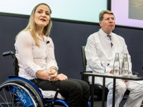 Track Cycling Olympic Gold Medalist Kristina Vogel Informs On Her Health Situation