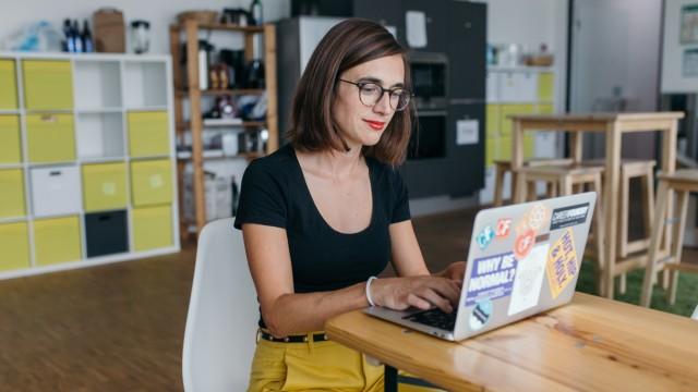 Süddeutsche Zeitung Wirtschaft Frauen in Tech-Berufen