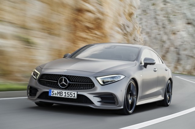 Der neue Mercedes-Benz CLS: Das Original in dritter Generation  The new Mercedes-Benz CLS: Third generation of the original