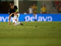 September 11 2018 Elche Spain Luka Modric of Croatia during the UEFA Nations League football