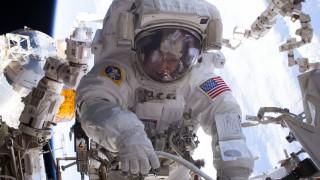 Nasa wird 60 - ISS