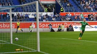 01 09 2018 Fussball Saison 2018 2019 2 Fussball Bundesliga 04 Spieltag MSV Duisburg