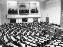 Festakt zum 150-jährigen Bestehen der Volksvertretung in Bayern, 1969
