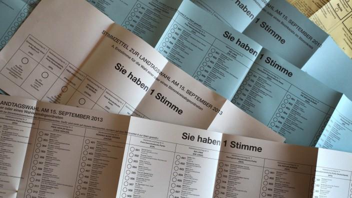 CSU sackt in Umfrage auf 35 Prozent ab