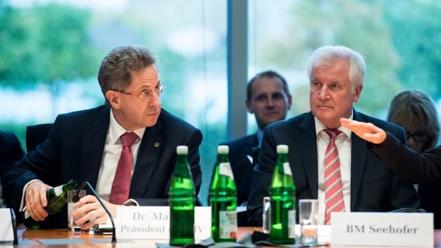 Verfassungsschutzpräsident Maaßen