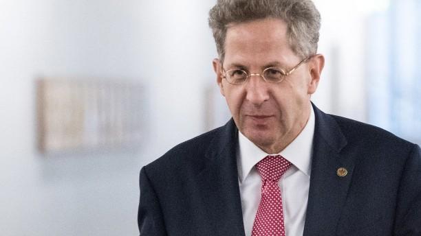 Verfassungschutzpräsident Hans-Georg Maaßen