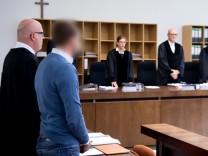 Prozess um verbrannte Leiche am Feringasee - Geliebte hörte das Opfer schreien