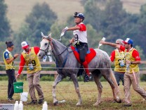 FEI World Equestrian Games 2018, Mill Spring, USA - 12 Sep 2018