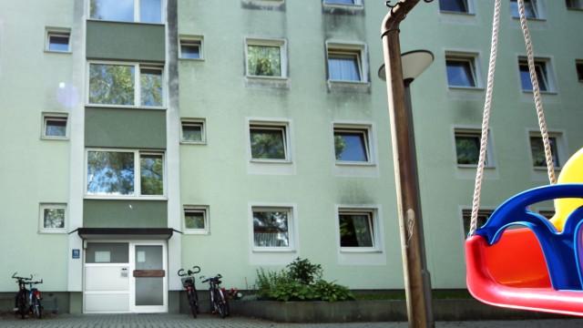 Sozialer Wohnungsbau in Fürstenfeldbruck, 2012