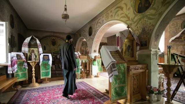 Kloster des Heiligen Hiob von Potschajew in München, 2018