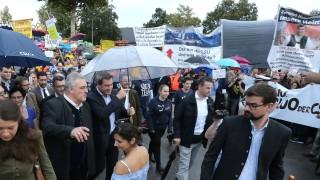 Moosburg Aufgemuckt macht Startbahn zum Thema