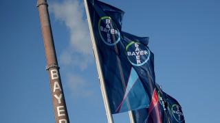 Bayer-Gelände in Leverkusen