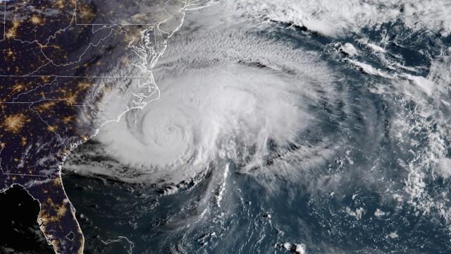 Süddeutsche Zeitung Wissen Hurrikan-Simulator