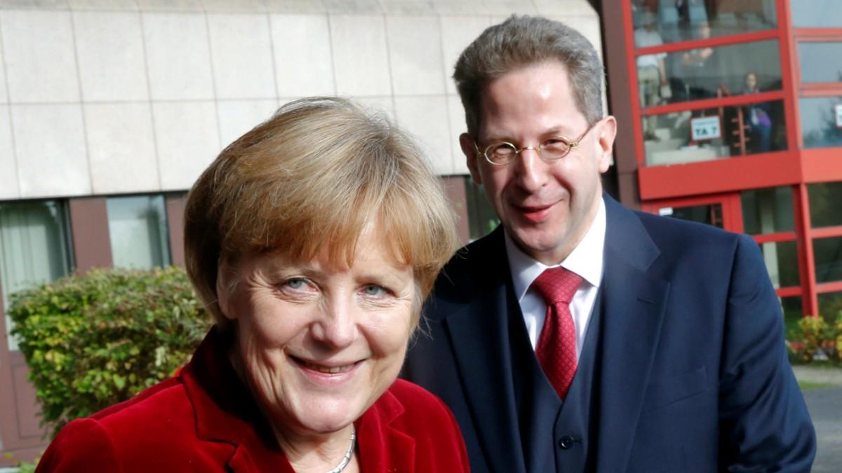 Merkel: Koalition wird nicht wegen Maaßen-Streit platzen