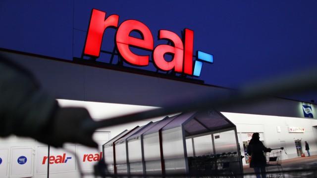 Metro will sich von Supermarktkette Real trennen