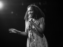 August 3 2018 Noname at Prospect Park Brooklyn United States 3 August 2018 PUBLICATIONxINxGER