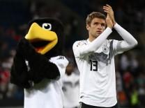 Germany v Peru - International Friendly