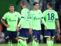 Borussia Moenchengladbach v FC Schalke 04 - Bundesliga