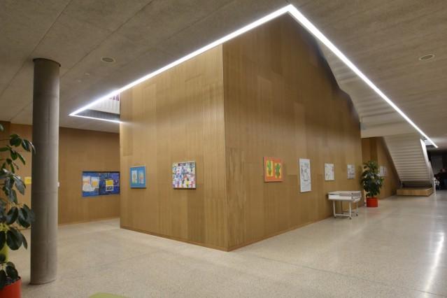 Grundschule in München, 2018