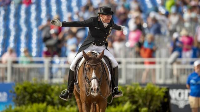 Tryon FEI World Equestrian Gamesâ ¢ 2018 WERTH Isabell GER Bella Rose Tryon FEI World Equest