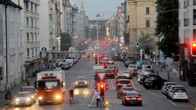 Süddeutsche Zeitung München Verkehr