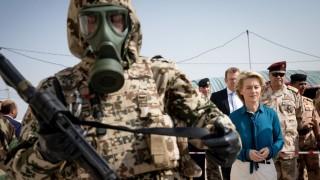 Von der Leyen besucht den Irak