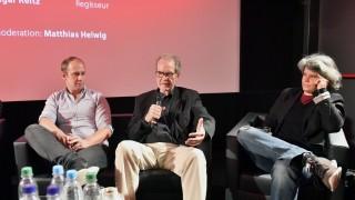 Gauting FSFF, Kino, Debatte über Zukunft des Kinos 'Die Zeiten ändern sich'.