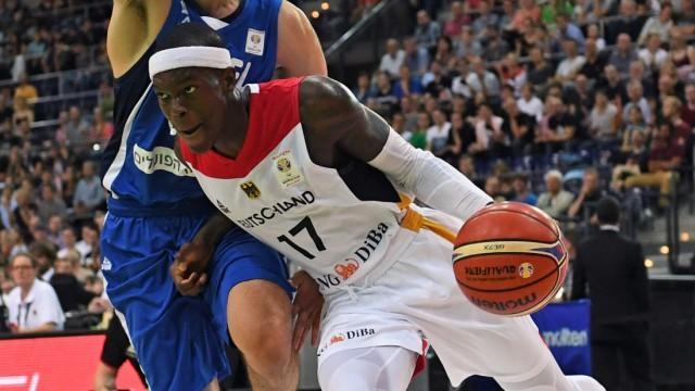 Basketball: Deutschland - Israel