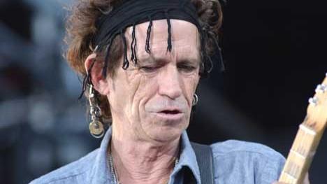 Ein Porträt der zerklüfteten Rocklegende